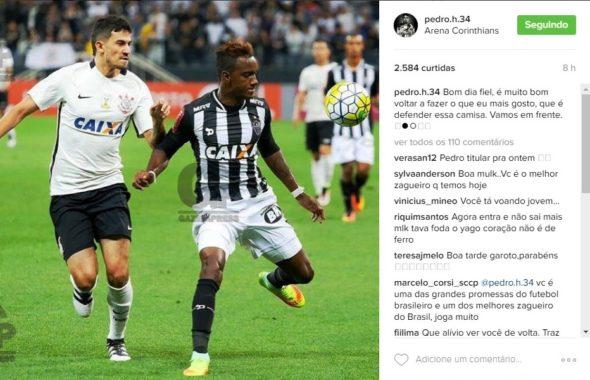 Print Instagram Pedro Henrique
