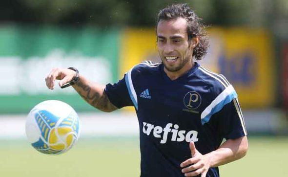 Valdivia - R$ 15 milhões. Foto: Cesar Greco / Ag. Palmeiras