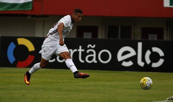 Richarlison - Nelson Perez / Fluminense FC