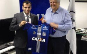 Santos anuncia patrocínio da Caixa até o final do ano; veja detalhes do terceiro uniforme