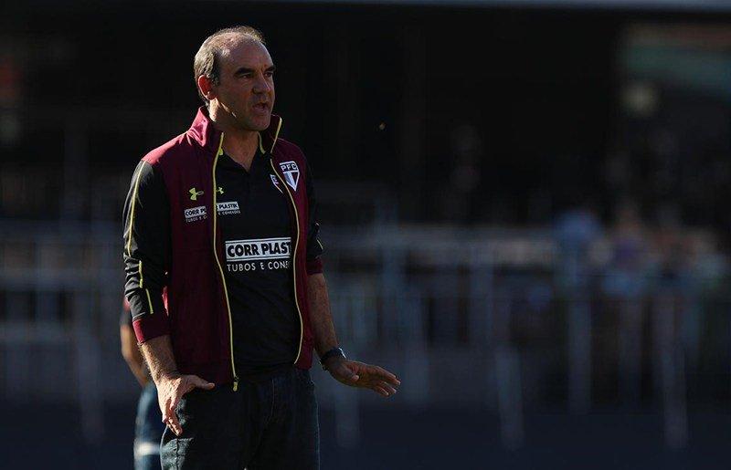 Ricardo Gomes é demitido pelo São Paulo; Pintado assume interinamente