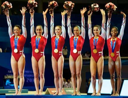 Crédito da foto: USA Gymnastics