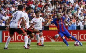 Valencia x Barcelona
