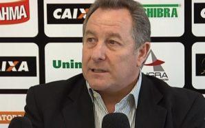 Wilfredo Brillinger, presidente do Figueirense, não ficou nada contente com a atuação do árbitro Igor Junio Benevenuto na derrota de ontem do Figueira contra o Palmeiras.