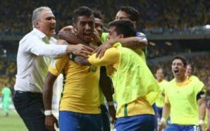 Brasil está escalado por Tite para partida contra Equador; veja o time
