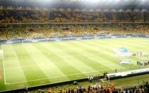 Brasil 3-0 Argentina: como foi assistir ao jogo da tribuna de imprensa