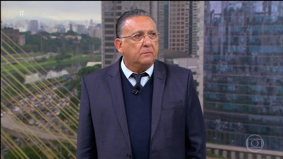 Galvão Bueno chora ao vivo por acidente de avião da Chapecoense — Vídeo