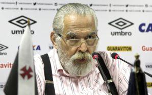 Reprodução/Site Oficial do Vasco