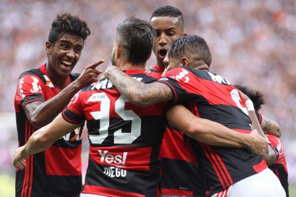 Crédito da foto: Divulgação/ Gilvan de Souza/ Flamengo