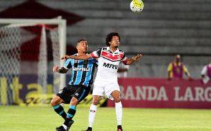Santa Cruz x Grêmio