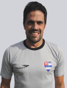 Carlão ainda atuava pelo Nacional em 2015
