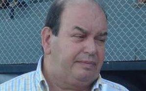 Vice-presidente do CRB, Ednilton Lins faleceu na manhã desta sexta-feira, em Maceió (Foto: Reprodução / Facebook)