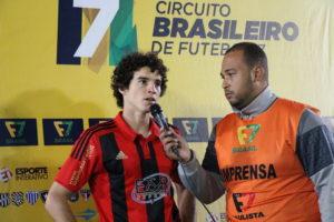 Pato foi um dos destaque do Sport na fase de grupos. ( Foto: Tercio Nurnberg / Torcedore.com