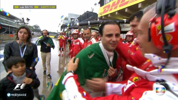 Crédito da foto: Reprodução / TV Globo