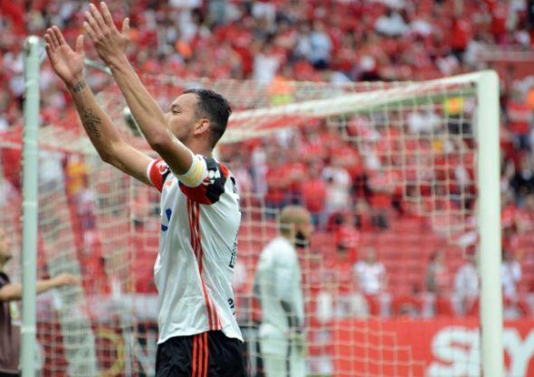 Rever marcou contra o Inter - Fotos: Staff Images / Flamengo