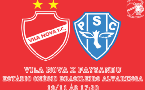 Vila Nova x Paysandu