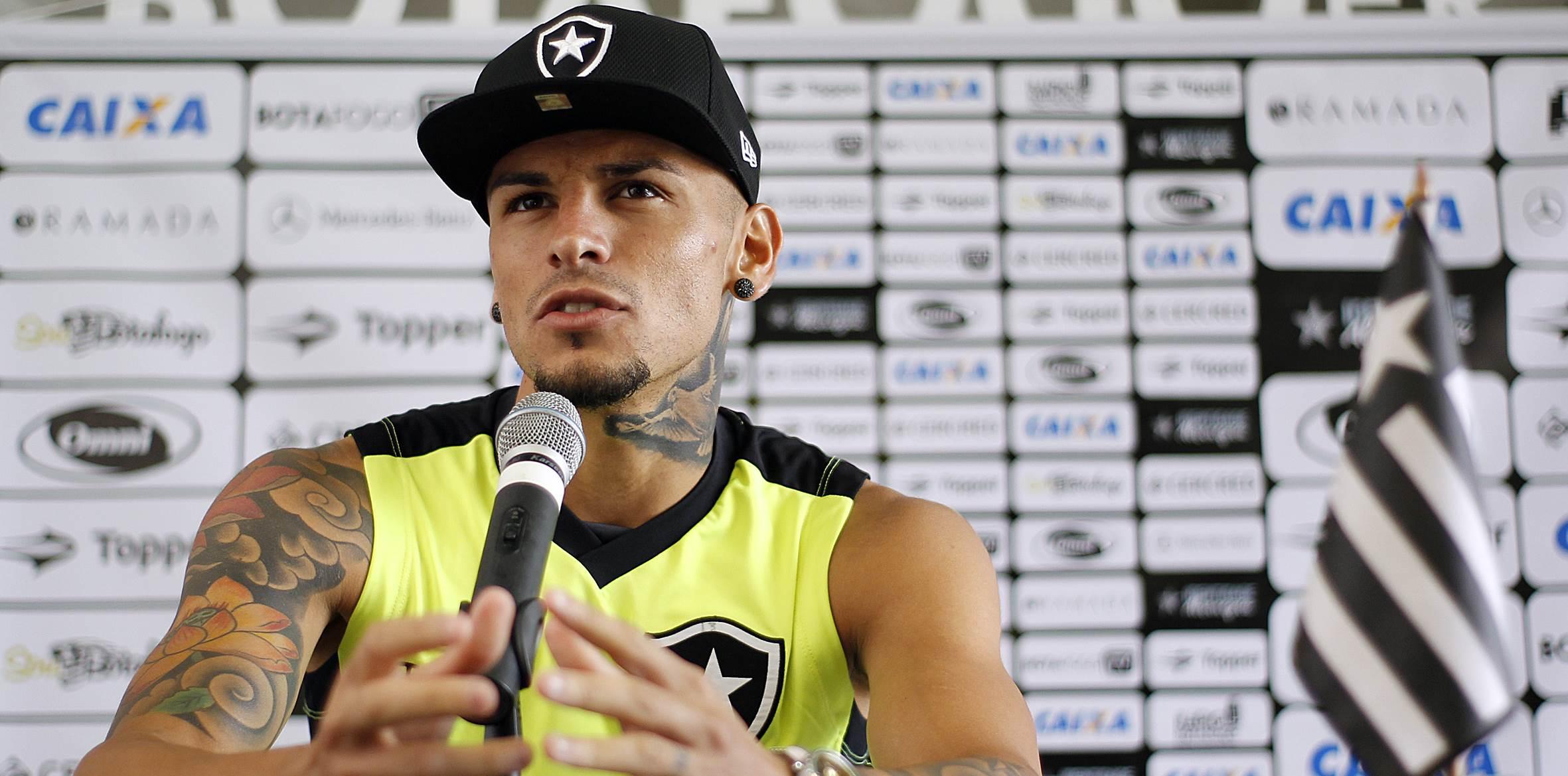 Crédito da foto:  Divulgação/ Site oficial do Botafogo