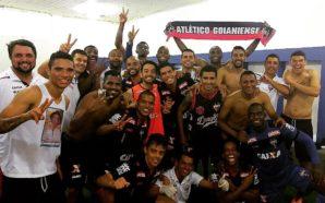 Crédito da imagem: Reprodução / Twitter oficial Atlético-GO
