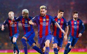 Reprodução/Facebook oficial do Barcelona