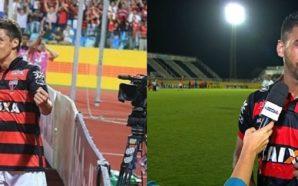 Matheus Ribeiro e Michel Grêmio e Santos