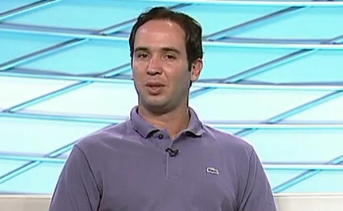 Caio Ribeiro ganhou a Copinha pelo São Paulo em 1993