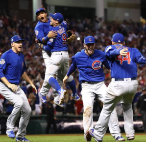 chicago cubs campeao2
