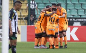 Figueirense x Corinthians