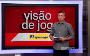Comentarista de arbitragem Sálvio Espínola vê pênalti não marcado para o Santos em primeiro minuto de derrota para o Flamengo