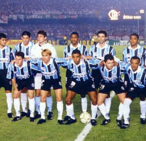 STJD pune Grêmio, anos 90 voltaram