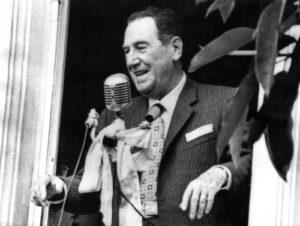 Juan Domingo Perón/Getty Images