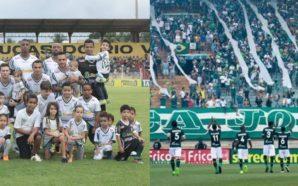 Divulgação: Facebook oficial / Luverdense Esporte Clube e Instagram Oficial / Goiás Esporte Clube