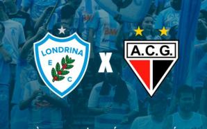 Londrina x Atlético-GO