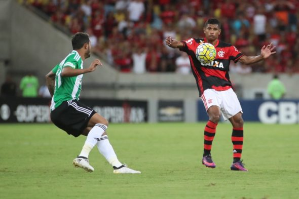 Foto: Divulgação/Gilvan de Souza/Flamengo