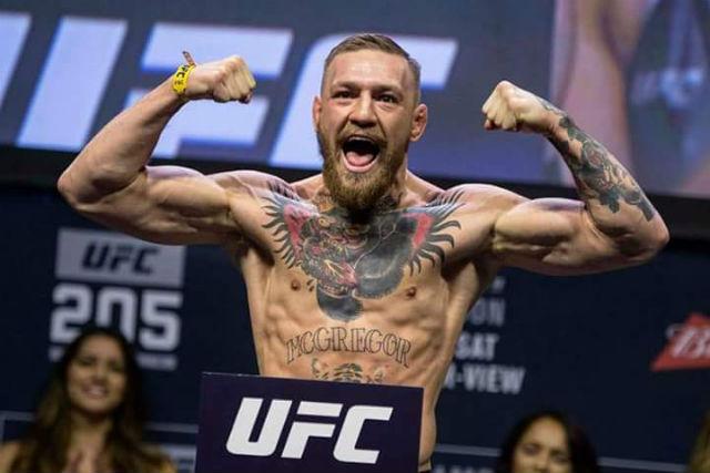 Mayweather aceita combate com McGregor por 95 milhões