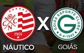 Náutico x Goiás