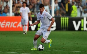 Santos tem Vitor Bueno e outros seis jogadores pendurados que pode não enfrentar o Vitória pelo Brasileirão