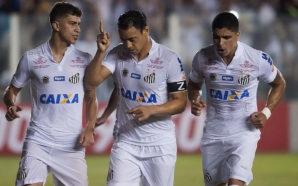 Ricardo Oliveira, atacante do Santos, possui a melhor média de gols entre os artilheiros do Brasileirão 2016