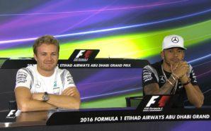 Rosberg x Hamilton