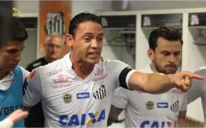Discurso emocionante de Ricardo Oliveira no vestiário do Santos repercute na Europa