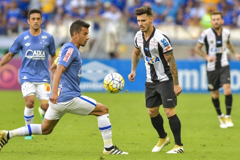 Cruzeiro x Santos Brasileirão