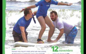 Divulgacao/Facebook Oficial Surf Escola BC