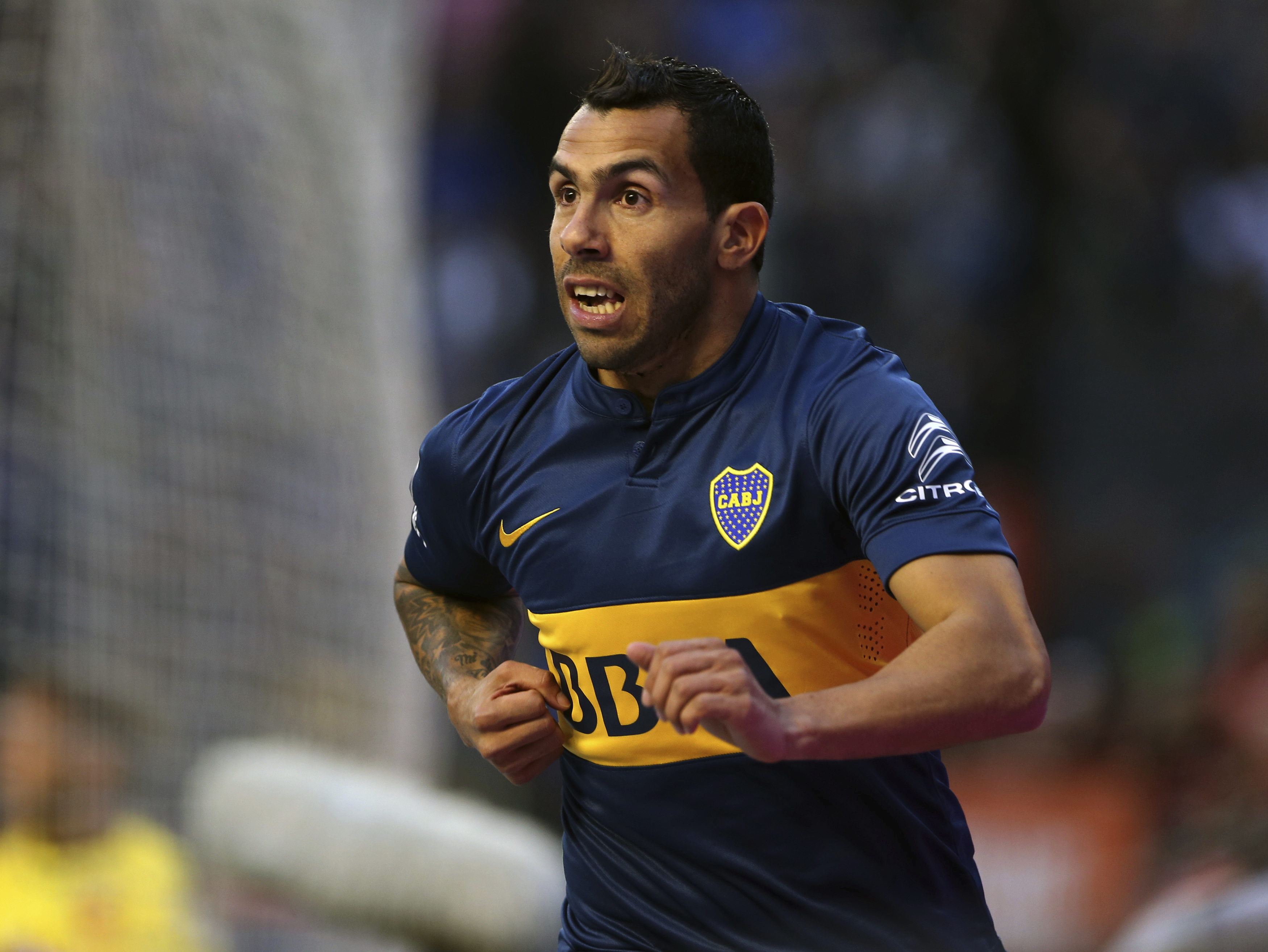 Tevez Palmeiras