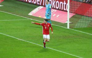 Reprodução/Twitter Bayern de Munique