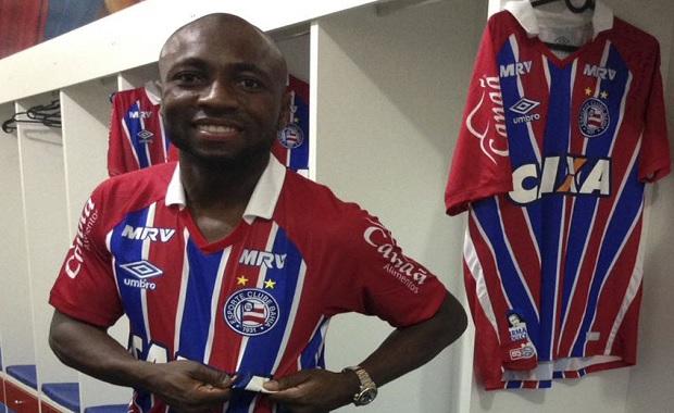 Bahia anuncia contratação do lateral colombiano Armero