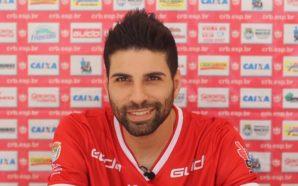 Gérson Magrão rejeita proposta do CRB e clube encerra negociações para renovar contrato (Foto: Ascom CRB)