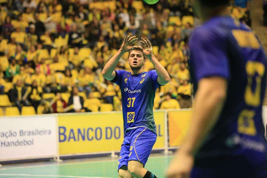 Seleção Masculina de Handebol é convocada para o Mundial; confira a lista