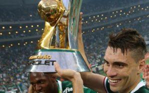 Foto:Twitter oficial do Palmeiras