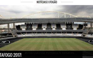 Reprodução/ Site Botafogo
