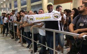 Créditos: Twitter Botafogo Oficial