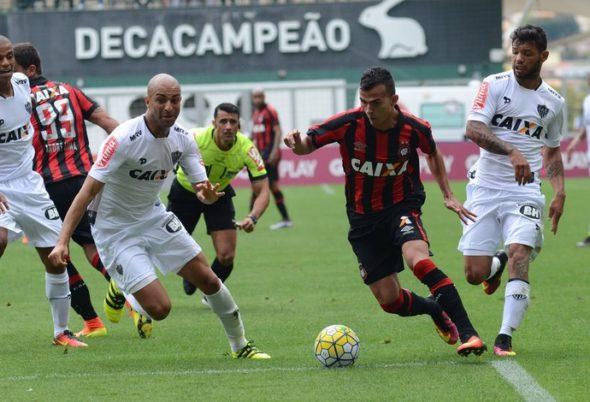 (Foto: Site oficial do Atlético-PR/Marco Oliveira)